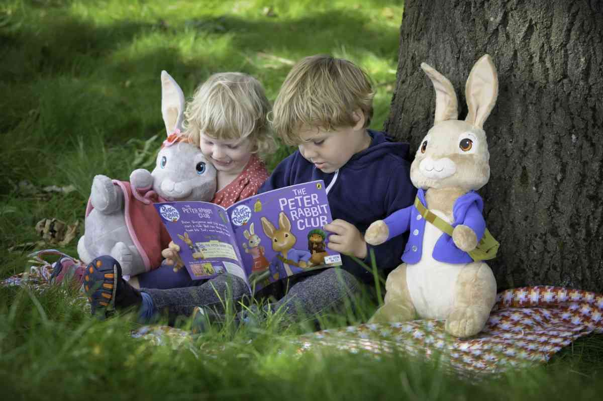 peter rabbit at willow farm farm parks