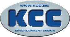 KCC Entertainment Design Logo