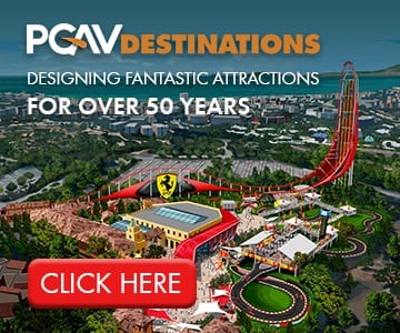 Ferrari Land PGAV Destinations