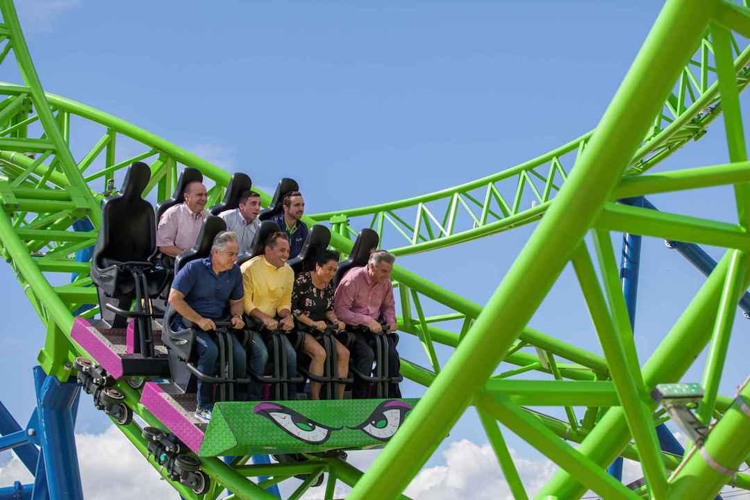 Ride Entertainment Casino Pier