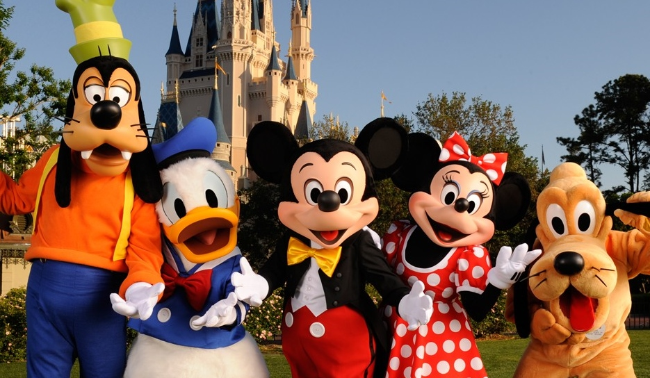 Stock trading actively: The Walt Disney Company (DIS)