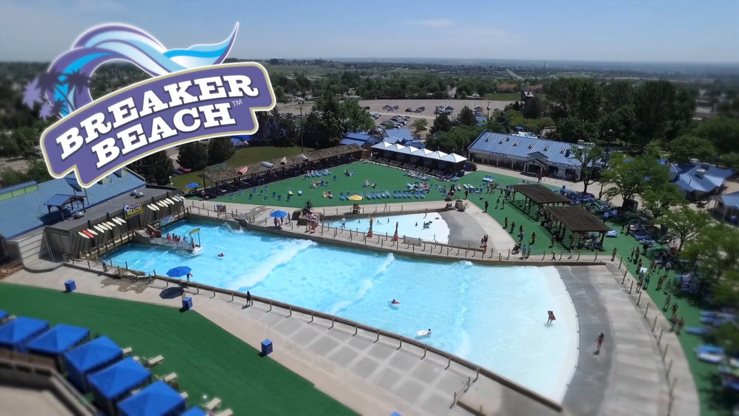 breaker beach waterpark