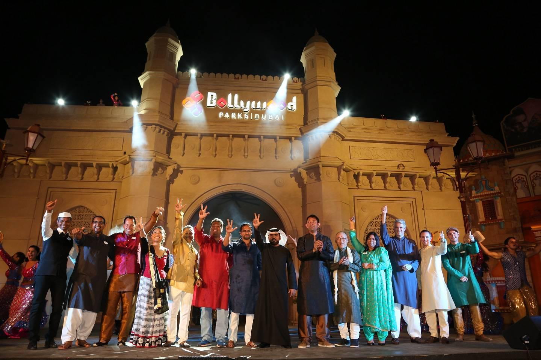 Bollywood Parks Dubai Resorts