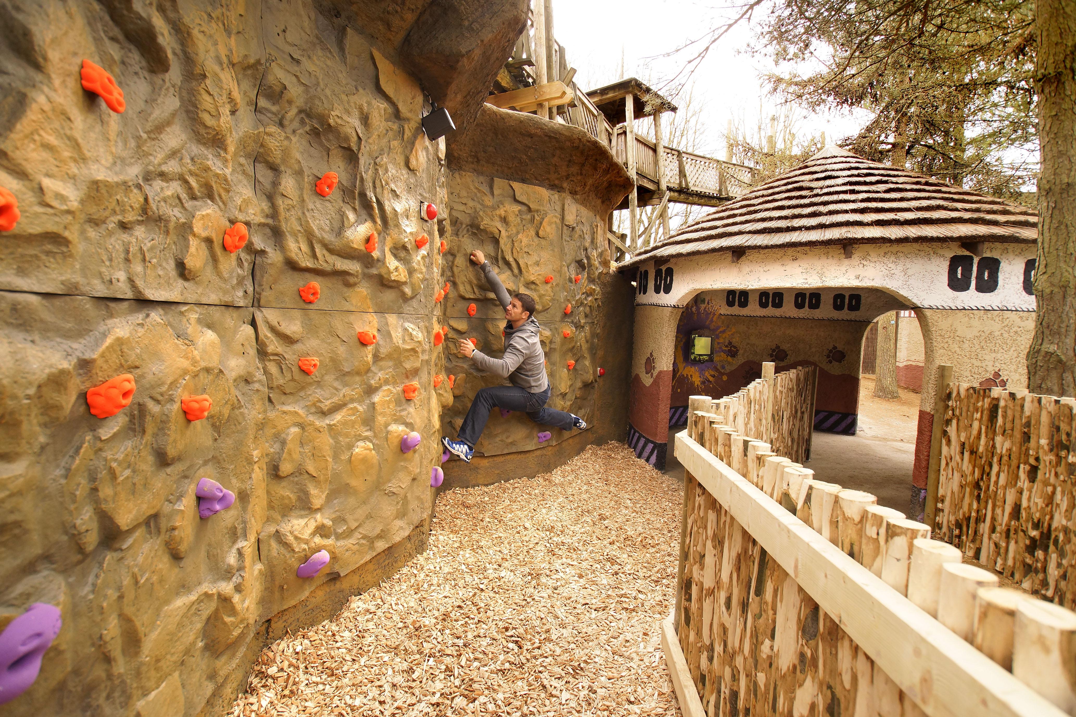 Climbing Walls Innovative Leisure