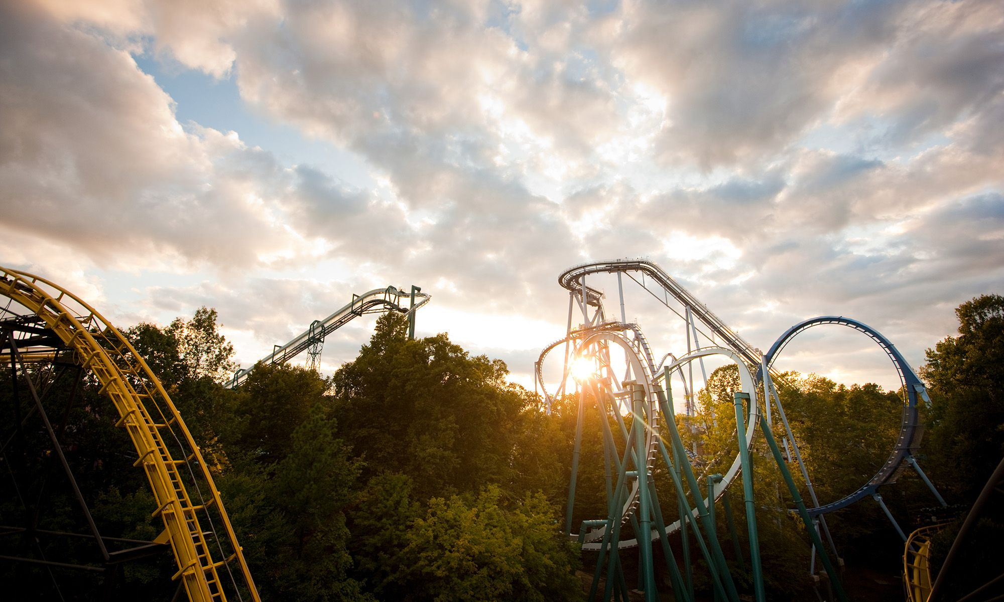 Busch Gardens PGAV destinations
