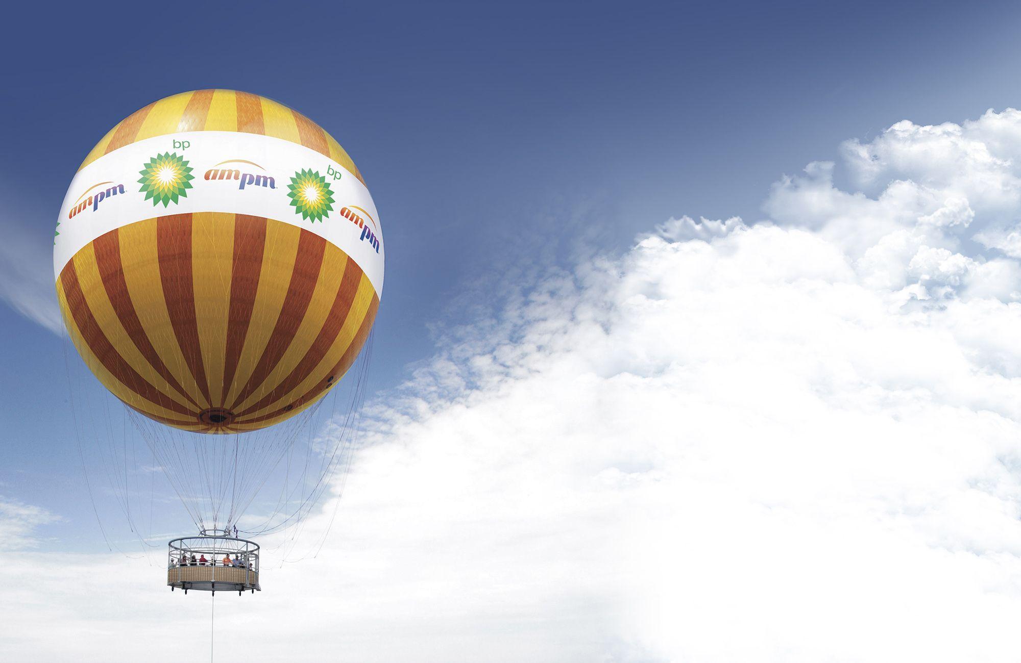 Balloon Conner Prarie PGAV Destinations