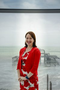 Eleanor Harris ceo of British Airways i360