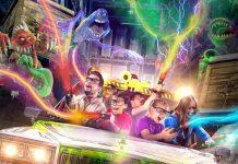 Scruffy Dog partners Merlin & Triotech to create Heide Park's Ghostbusters 5D dark ride