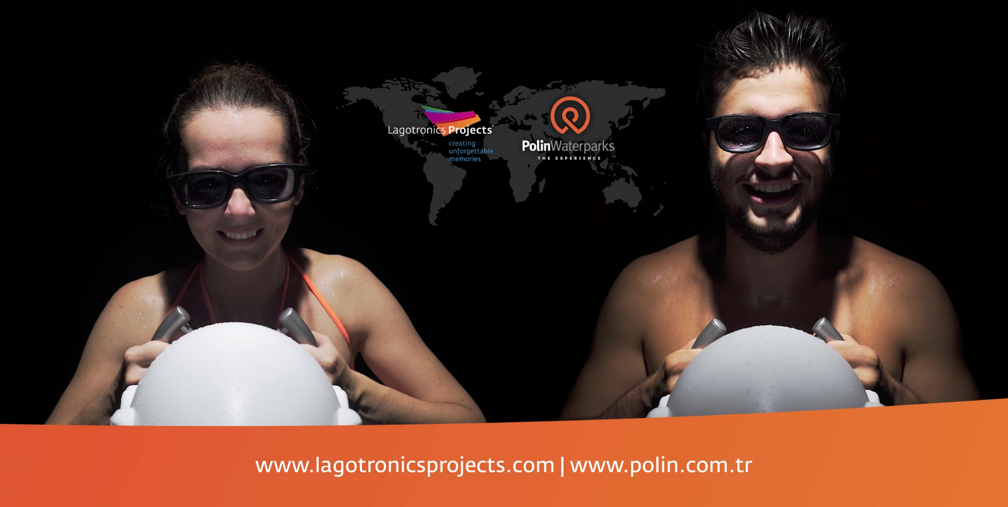 lagotronics partners polin launch first collaboration at IAAPA