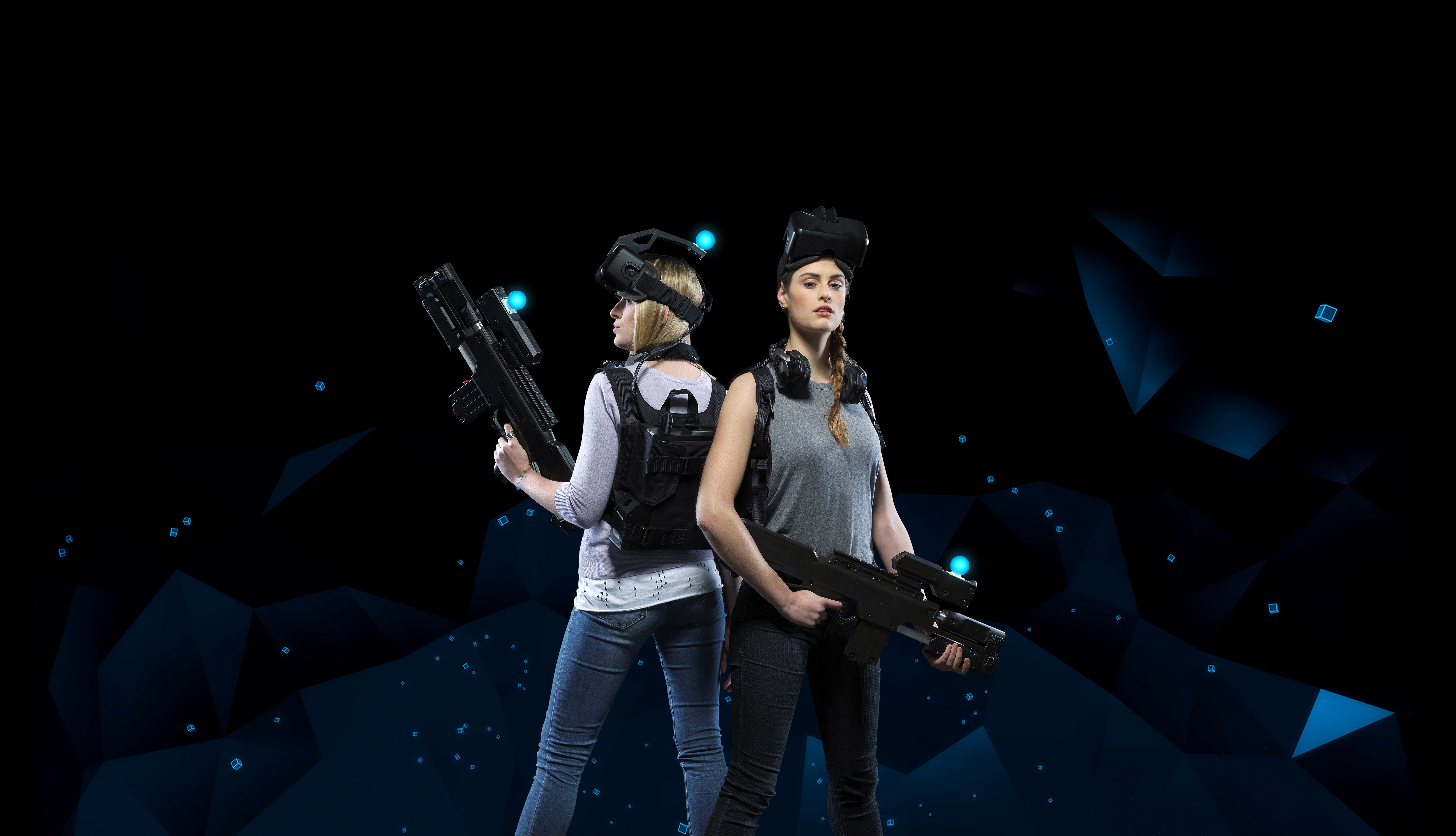 Main Event V Play Virtual Reality game