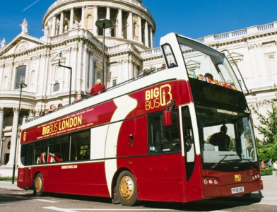 Merlin Big Bus Tours