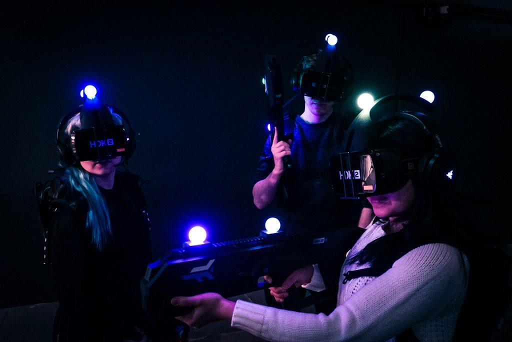 Zero Latency Virtual Reality Gear VR