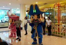 Semnox Provides Cashless Debit Card system at 3 Mario Land FECs in Thailand