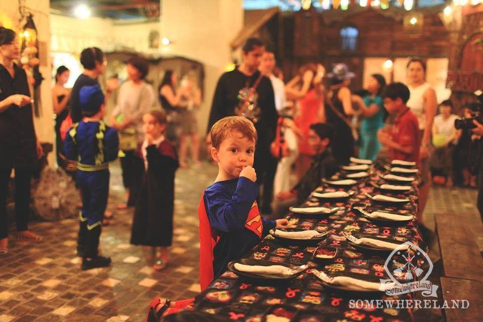 superman child somewhereland vietnam