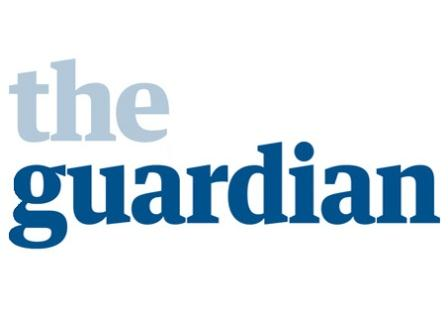 The Guardian (full) Logo Blooloop