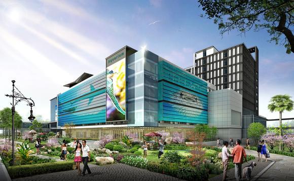 Yokohama Hakkeijima to open Taiwan Aquarium
