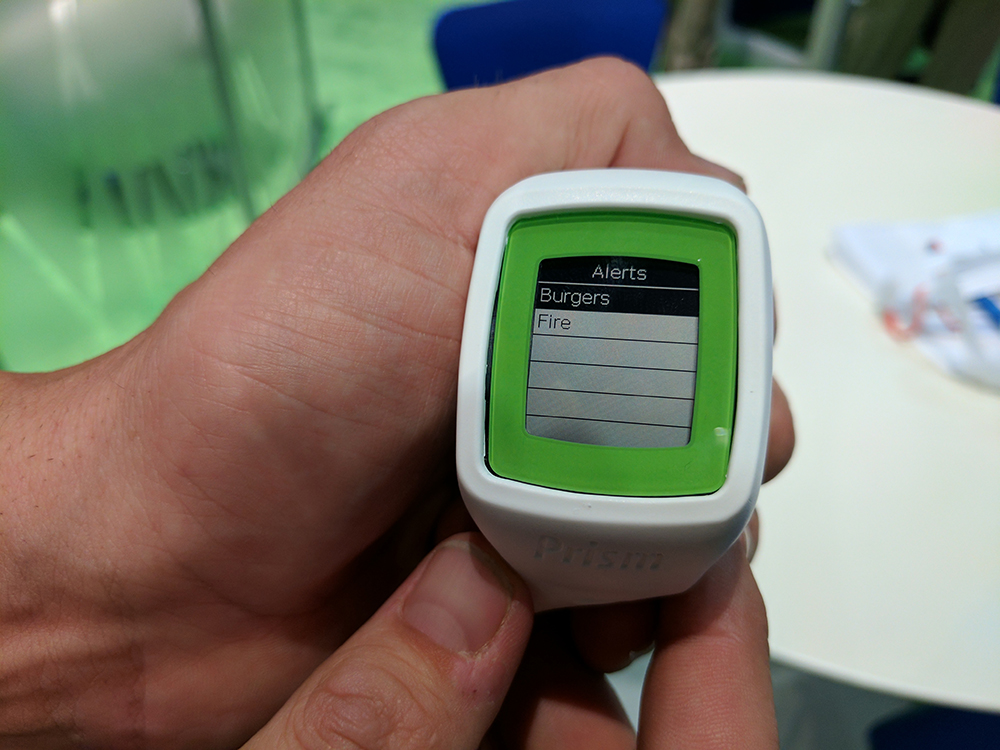 accesso prism wearable technology