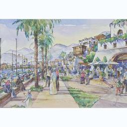 oman waterfront development