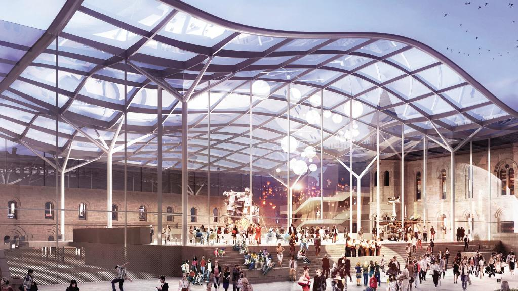 sa museum expansion plan