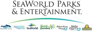 seaworld parks and entertainment logo