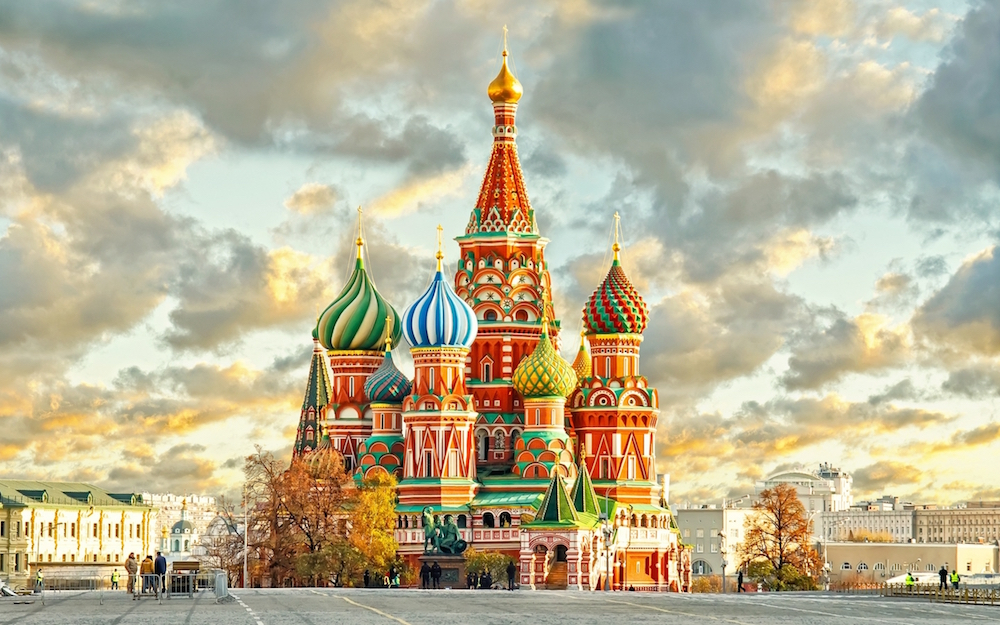st basils bathedral moscow raapa expo 2017 Blooloop Russie
