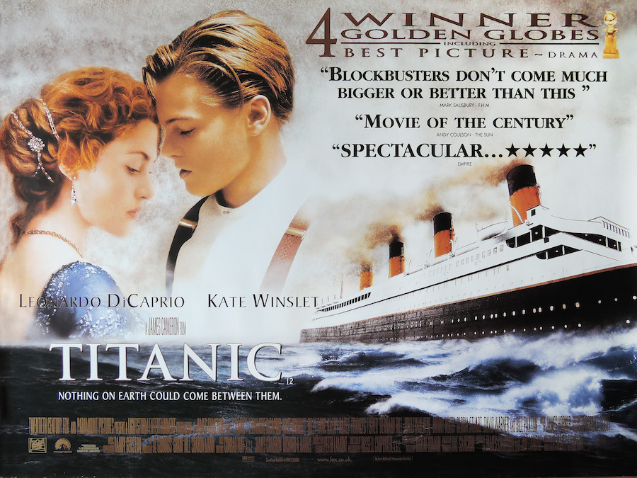 Watch Titanic (1997) Full Movie Streaming Online and