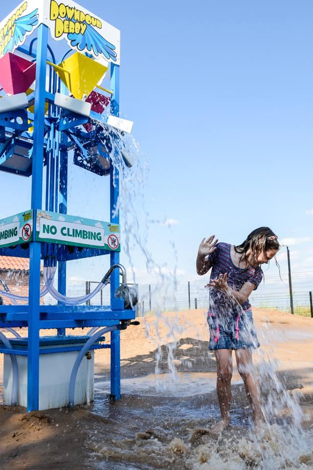 Water Wars Innovative Leisure
