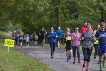 Gibside Park Run National trust