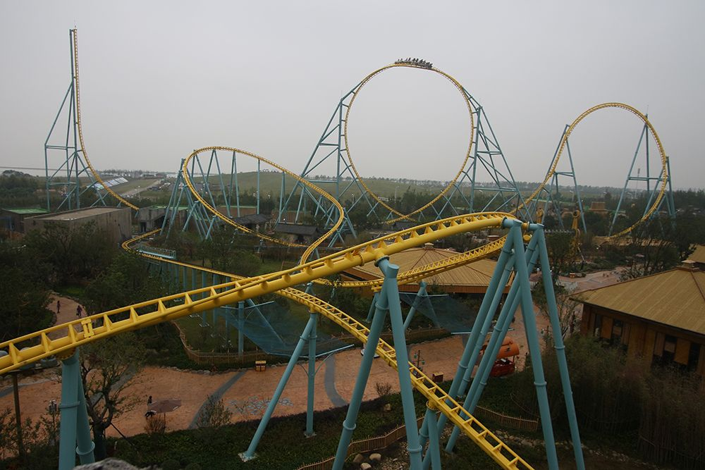 Intamin Amusement Rides