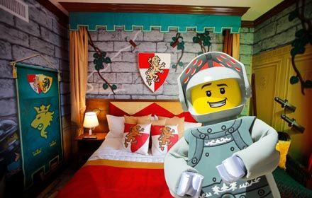LEGOLAND themed hotel