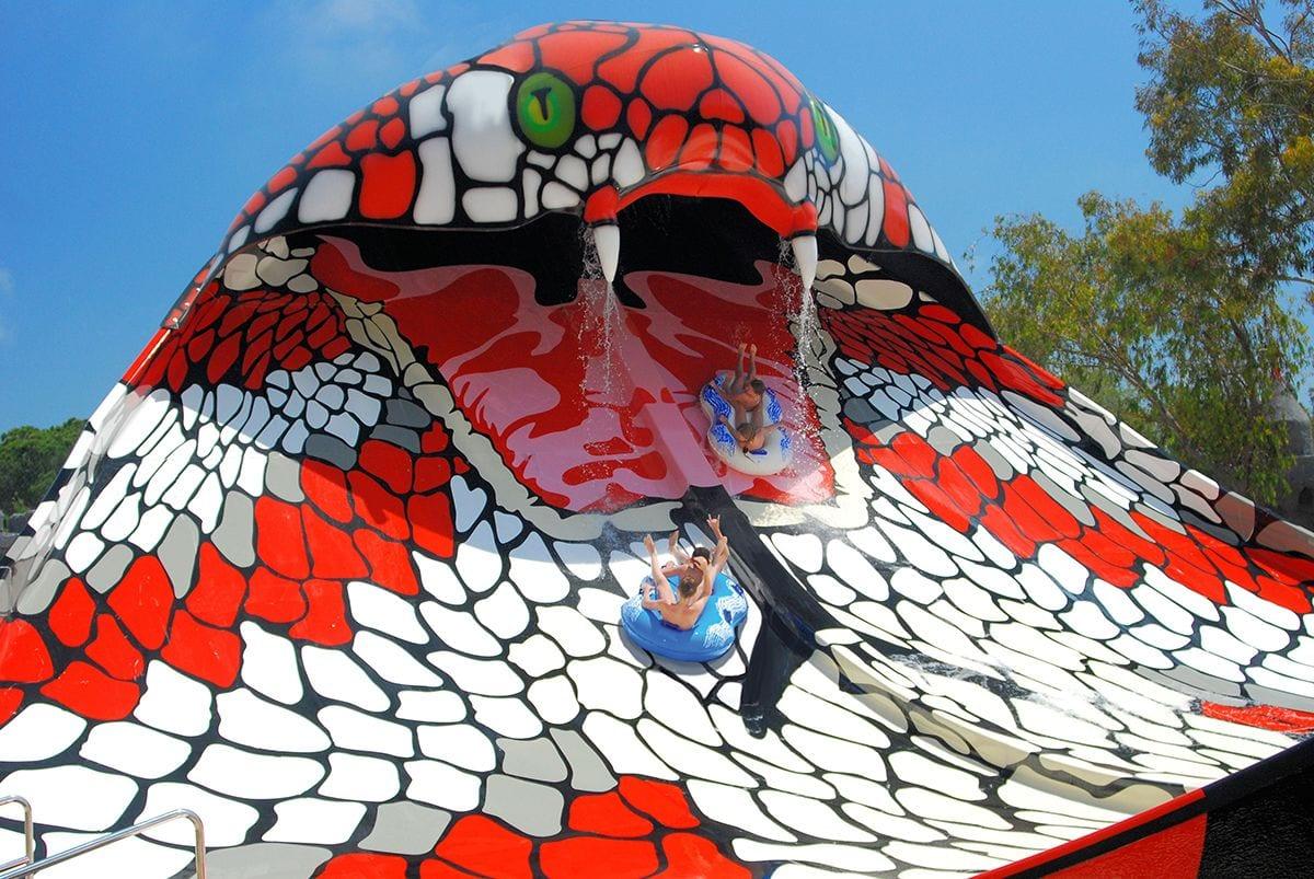 King Kobra polin waterparks