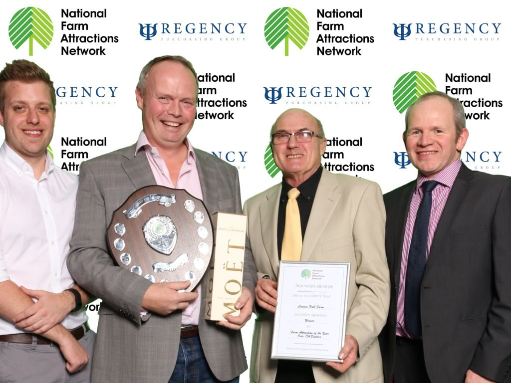Farm Attractions Awards Celebrate one of UK Toursim's Fastest Growing Sectors