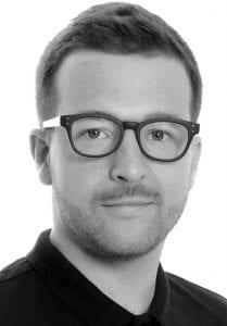 Nick Dew, managing director of Really Creative Media