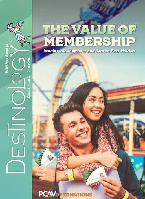 PGAV Destinations Insight report into the value of membership