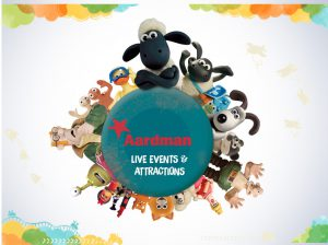 Aardman Live Events & Attractions Newsletter...