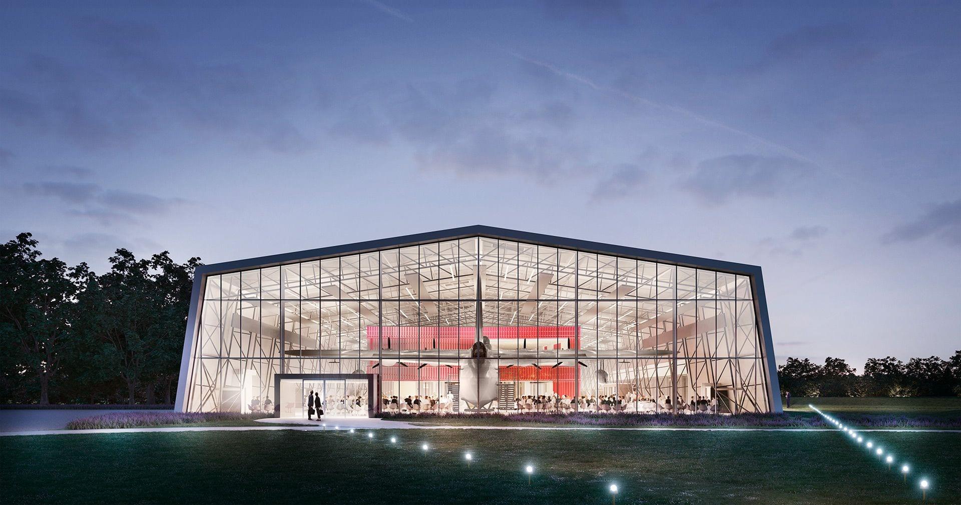 RAF Museum hendon aerodrome new plans revealed