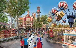 theme parks: a kids eye view