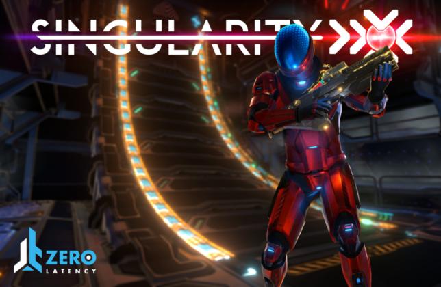 Zero Latency VR Game Image