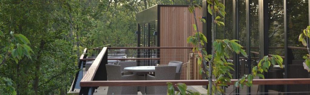Port Lympne Reserve Treehouse Hotel