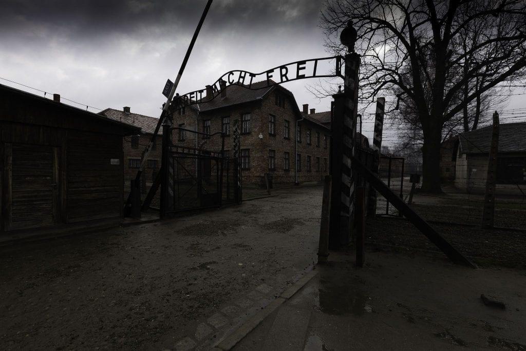 auschwitz memorial holocaust