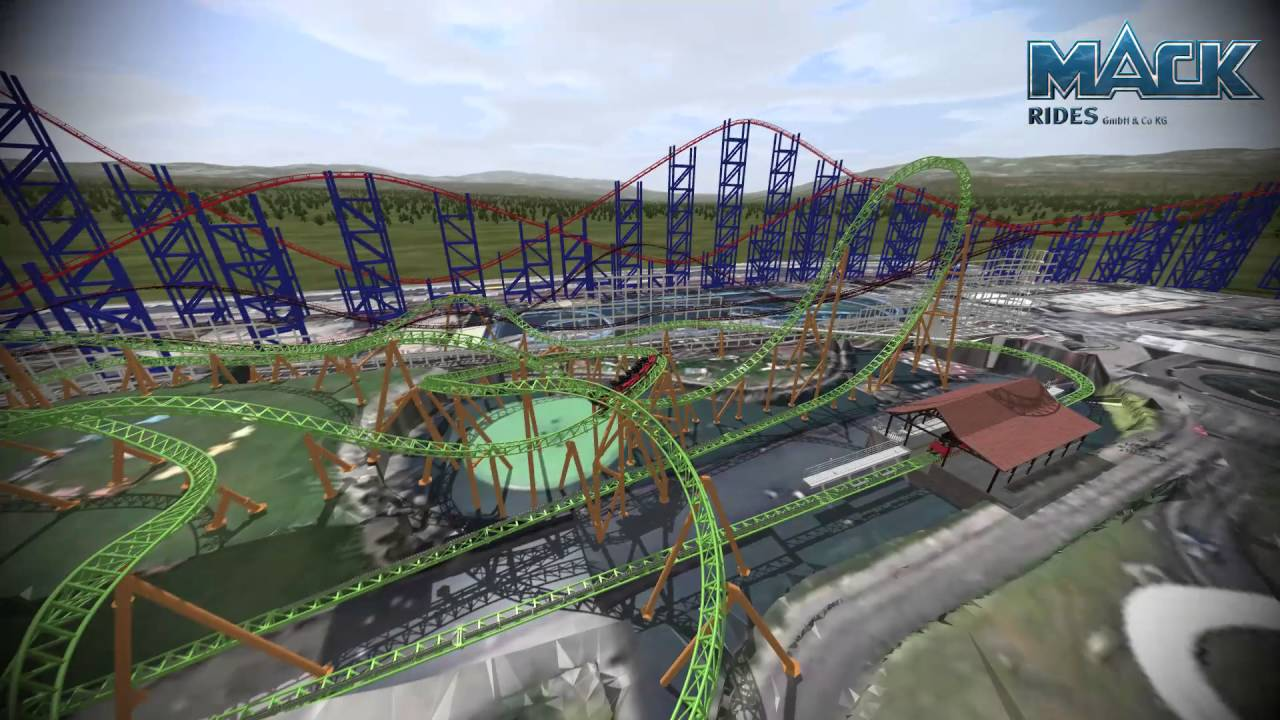 Blackpool Pleasure Beach - Official Site