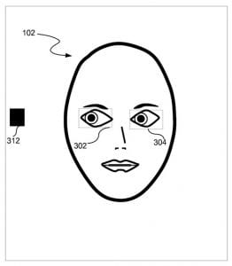 Disney eye tracking patent