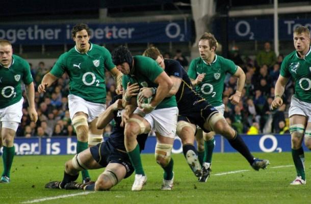 irish rugby players