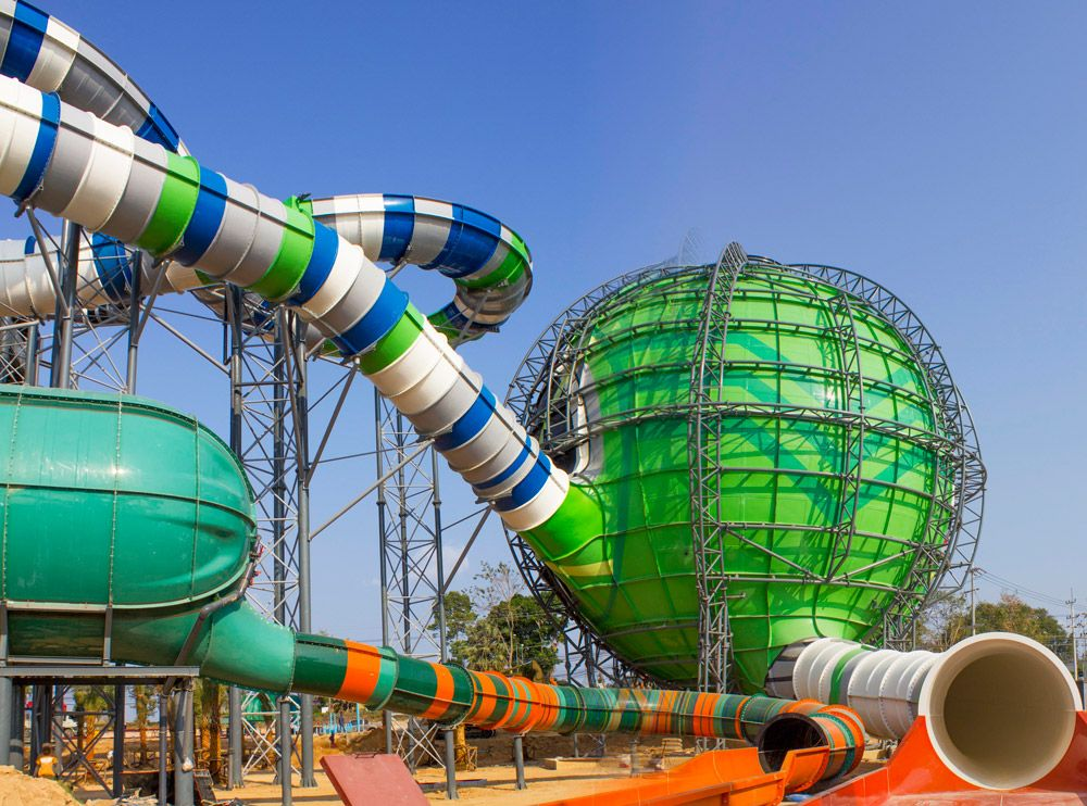magic sphere polin waterparks