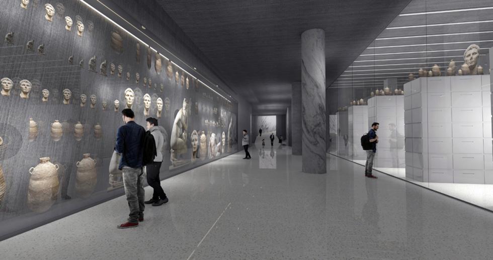 pushkin state museum concept art