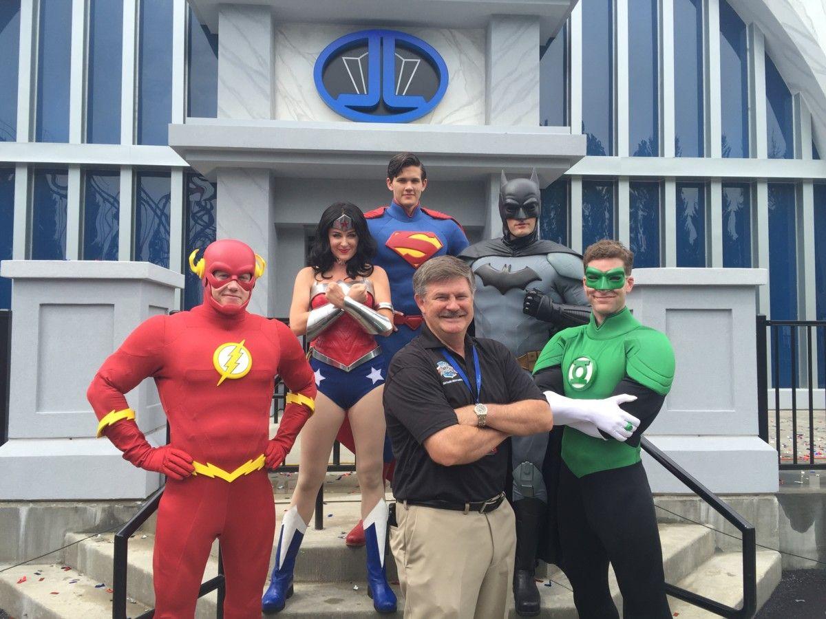 justice league superheros sally corp