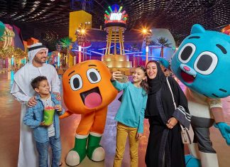 middle east attractions cuting edge technology blooloop IMG worlds of adventure