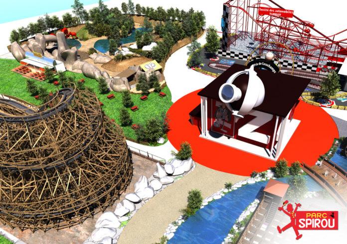 parc spirou concept art simworx