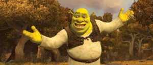 shrek's adventure merlin universal dreamworks