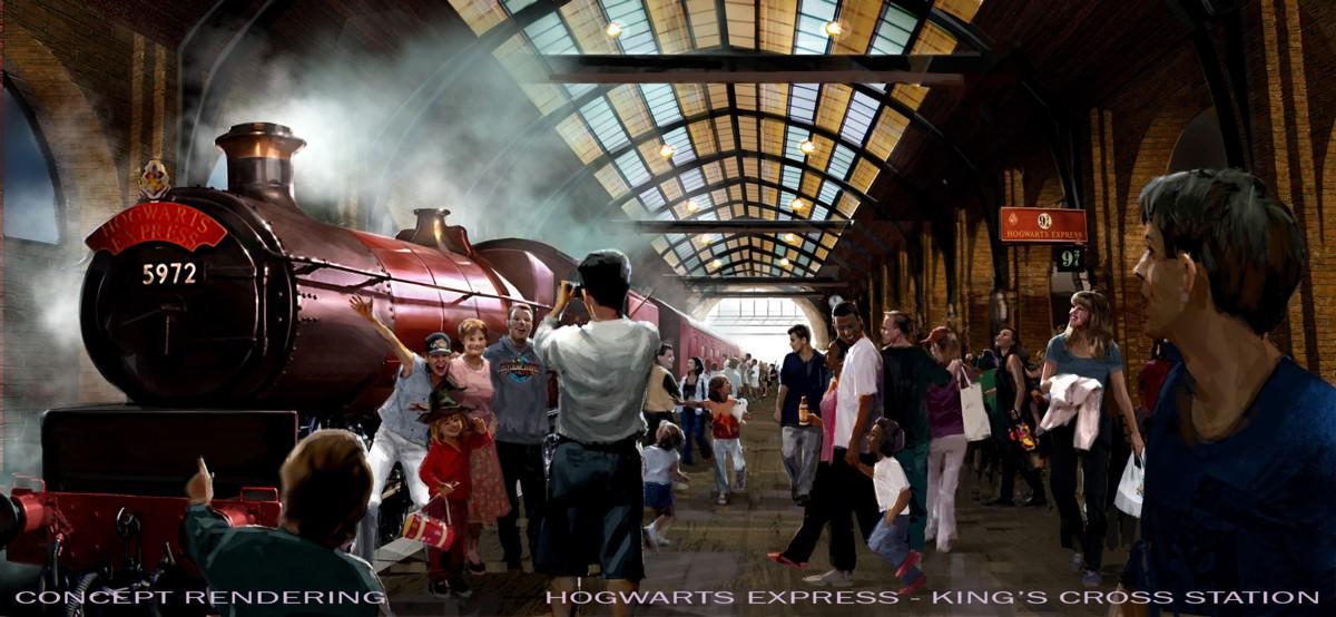 Universal Orlando Resort Reveals New Details of The Hogwarts
